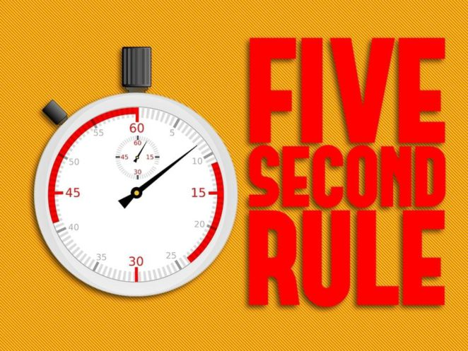 """Count aloud """"5,4,3,2,1"""" and just do it. That's the 5 Second Rule.  That's how I wrote """"Landing Page vs Home Page, What is Better?"""""""