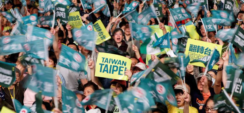 Taiwan's Transition to Democracy