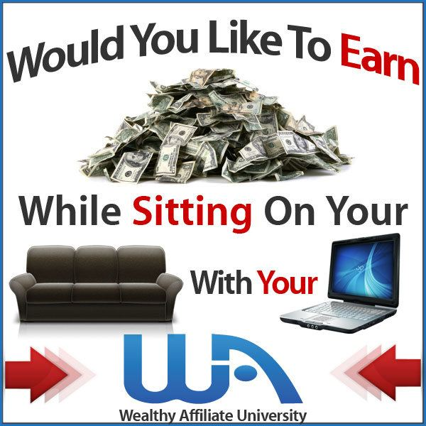 Can you Earn passive income with Wealthy Affiliate?