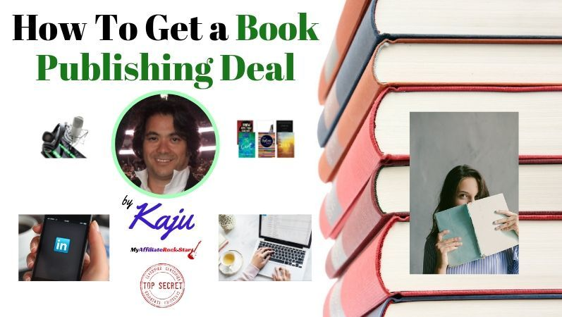 how to get a book publishing deal